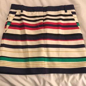 NWT, JCrew Striped Skirt, 2